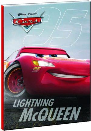 Cars Neon Τετράδιο 17x25 (341-43400)