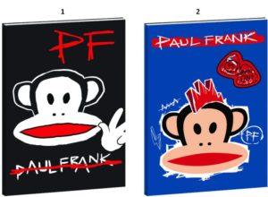 Paul Frank Τετράδιο 17x25 (346-62400)