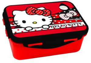 GIM Δοχείο Φαγητού (Microwave) Hello Kitty (557-91265)