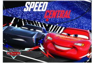 Cars Neon Φάκελος Κουμπί PP (341-43580)