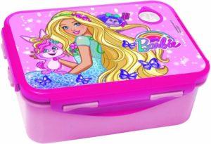GIM Δοχείο Φαγητού (Microwave) Barbie Girl (571-15265)