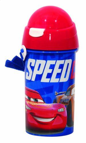 GIM Παγούρι PP Cars 500ml (552-84209)