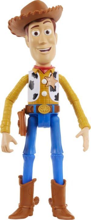 Toy Story 4 Φιγούρα 18cm Μιλάει Αγγλικά-4 Σχέδια (GDP80)