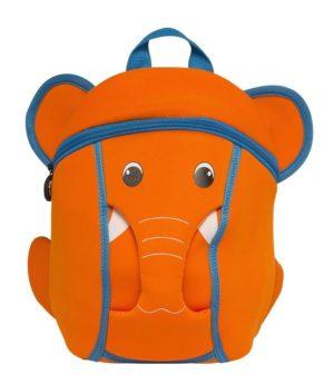 Animal Friends Σακίδιο Νηπιαγωγείου Ελέφαντας Πορτοκαλί (190035)