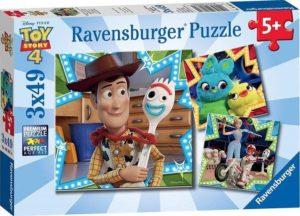 Παζλ 3x49 Toy Story 4 (08067)