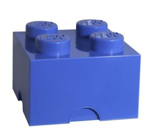 LEGO Κουτί Αποθήκευσης Blue 4 (299025)