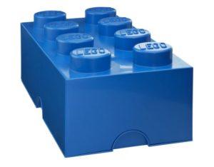 LEGO Κουτί Αποθήκευσης Blue 8 (299020)