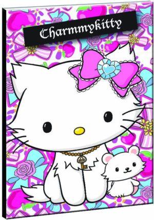 Charmmy Kitty Τετράδιο 17x25 (335-07400)