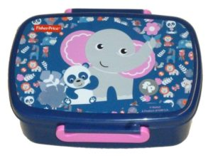 Gim Δοχείο Φαγητού (Microwave) Fisher Price Elephant (571-45265)