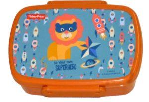 Gim Δοχείο Φαγητού (Microwave) Fisher Price Lion (571-47265)