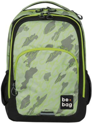 Be.bag Ready Abstract Camouflage Σακίδιο (24800259)
