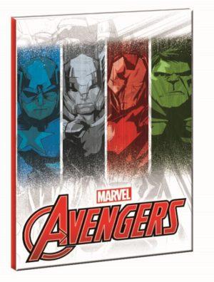 Avengers Τετράδιο 17x25 (337-27400)