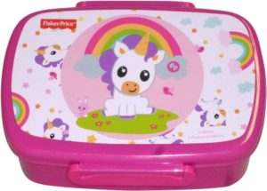 Gim Δοχείο Φαγητού (Microwave) Fisher Price Unicorn (571-48265)