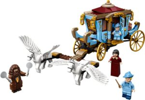 LEGO Harry Potter Beauxbatons' Carriage:Arrival At Hogwarts (75958)