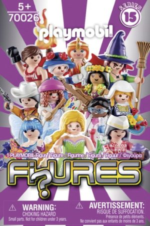 Playmobil Figures Girls 15 (70026) - 1Τμχ