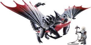 Playmobil Dragons O Θανατοδάγκανος Και Ο Γκρίμελ (70039)