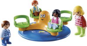 Playmobil 1.2.3 Παιδικό Καρουζέλ (9379)