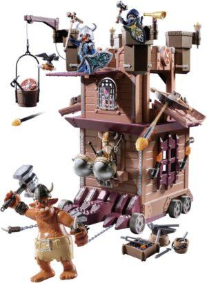 Playmobil Πολιορκητικός Πύργος Νάνων (9340)