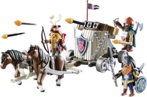 Playmobil Βαλλίστρα Με Κάρο Αλόγων (9341)