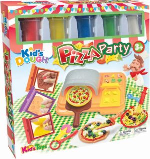 KT Πλαστοζυμαράκια Dough Pizza Party (11698)