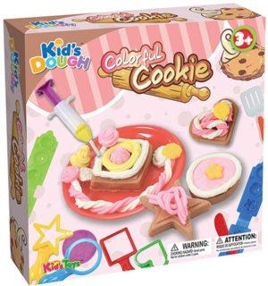 KT Πλαστοζυμαράκια Dough Colorful Cookie (11705)