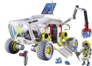 Playmobil Διαστημικό Όχημα Εξερεύνησης Άρη (9489)