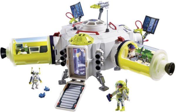 Playmobil Διαστημικός Σταθμός Στον Άρη (9487)