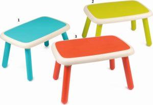 Smoby Τραπεζάκι Kid Table-3 Σχέδια (7/880400)