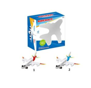 BW Αεροπλάνο Bumb & Go B/O - 2 Σχέδια (5614B)