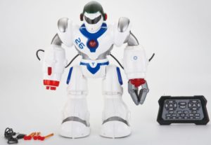 BW Robot Talking President B/O - 2 Σχέδια (7088)