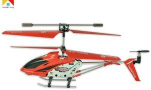 BW Τηλεκατευθυνόμενο Ελικόπτερο Mini 3.5CH - 4 Σχέδια (33008)