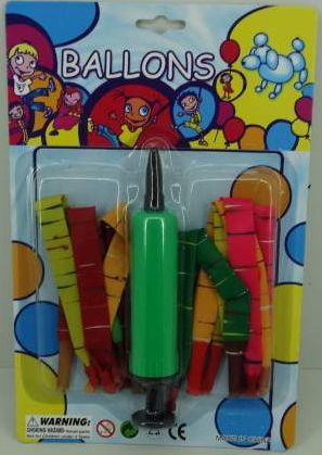 BW Μπαλόνια & Τρόμπα (0439)