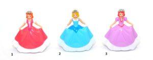 Hans Wind Up Dancing Princess - 3 Σχέδια (DP-1LD)