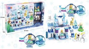 BW Princess Playset 82Τμχ (3703)