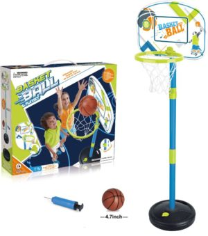 BW AJ Basketball Playset (AJ3124BK)