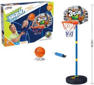 BW AJ Basketball Set (AJ3117-2BK)