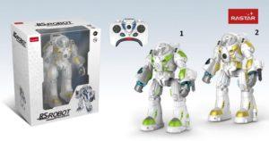 Rastar Robot Dancing Astronaut-2 Σχέδια (76910)