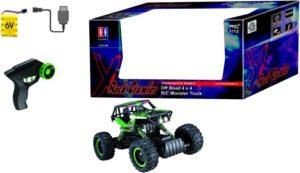 BW Τηλεκατευθυνόμενο Όχημα Rock Crawler 4x4 1:12 RTR (E322-003)