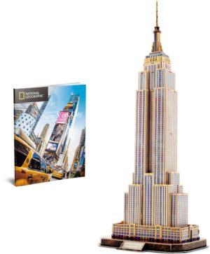BW Παζλ 3D Empire State Building-66Τμχ (DS0977H)