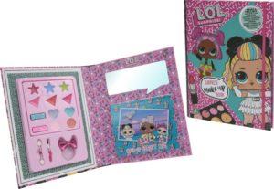 L.O.L. Surprise Make-Up Book (LLD08000)