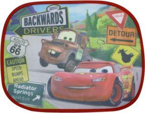 Cars Ηλιοπροστασία Αυτοκινήτου Σετ 2Τμχ (0560400)
