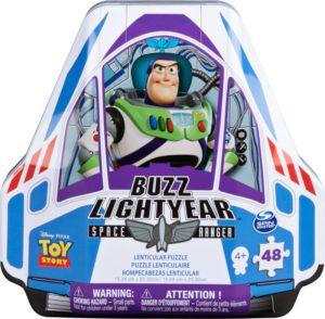 Παζλ Toy Story 4 Σε Μεταλλική Θήκη 48Τμχ (6047064)