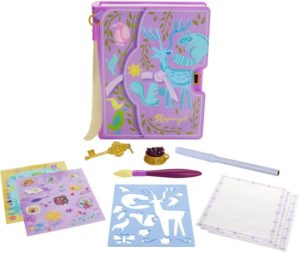 Jakks Pacific Tangled Rapunzel Μυστικό Ημερολόγιο (46787)