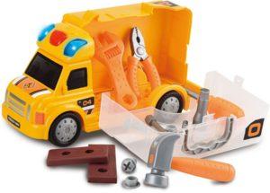 BW Σετ Φορτηγό & Εργαλεία B/O (661-174)
