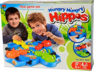 BW Επιτραπέζιο Hungry Hippos (007/30A)