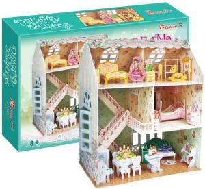 BW Παζλ 3D Doll House-160Τμχ (P645H)