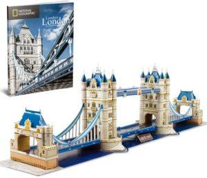BW Παζλ 3D London Tower Bridge (UK)-120Τμχ (DS0978H)