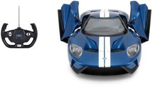 Rastar Τηλεκατευθυνόμενο Ford GT 1:14 -4 Σχέδια (78100)