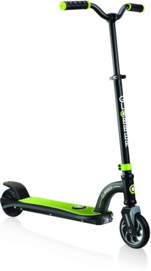 Globber Scooter One K E-Motion 10-Lime Green/Black (650-106)