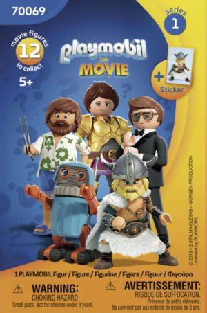 Playmobil Movie Figures S1 (70069)
